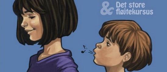Lær dit barn at fløjte!